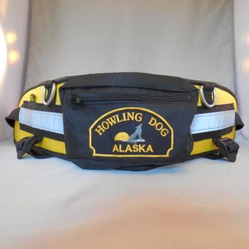 Howling Dog Alaska CANISKI Gürtel / Canicross-Skijöring Gürtel